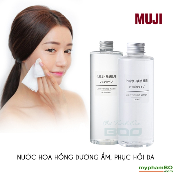 Nuoc hoa hong Muji Light Toning Water Light 200ml (3)