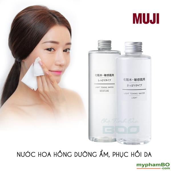 Nuoc hoa hong Muji Light Toning Water Light 200ml (3)