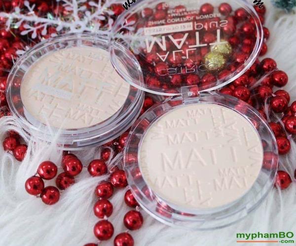 Phan phu Catrice All Matt Plus Shine Control Powder (3)