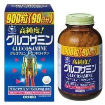 Vien uong Glucosamine Orihiro – Thuoc bo xuong tang cuong sun khop Nhat Ban (4)