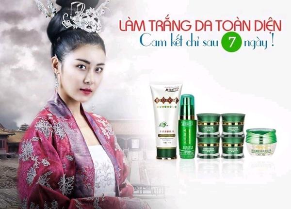 Bo my pham hoang cung Danxuenilan, tri nam, tan nhang, duong trang da (7in1) (1)