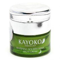 Kem lam trang hong, tinh khiet ban dem KAYOKO (Night Cream) (3)