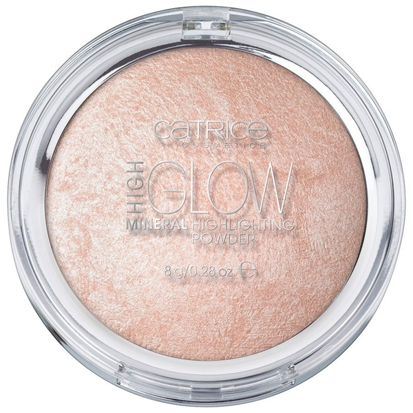 Phan highlight bat sang Catrice high hlow mineral