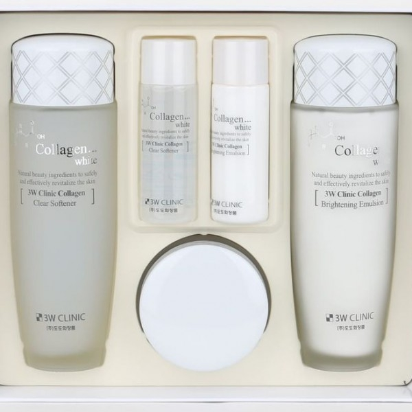 Bo My Pham 3W Clinic Collagen White Duong Trang Da (3)