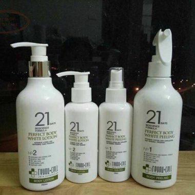 Bo trang da Body Ultra Whitening 21 Days – 100ml (10)