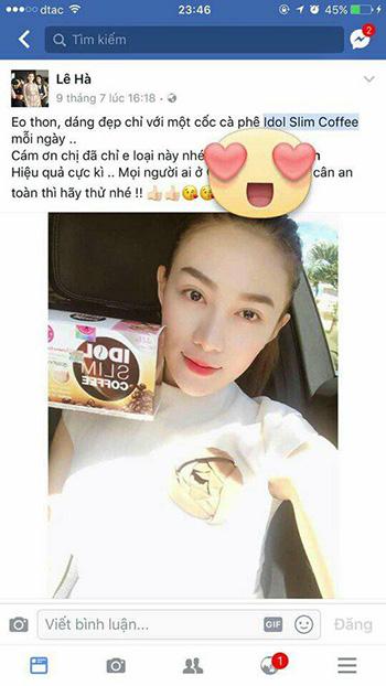 Ca phe giam can idol slim coffee Thai lan cafe (12 (5)