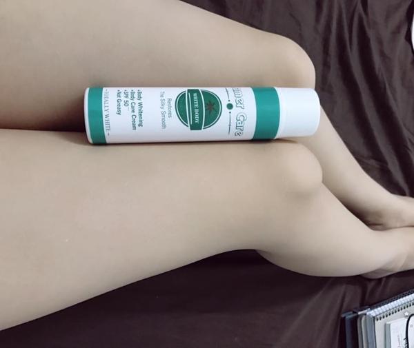 Kem kich trang white body Lamer Care (2)