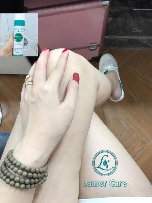 Kem kich trang white body Lamer Care (3)