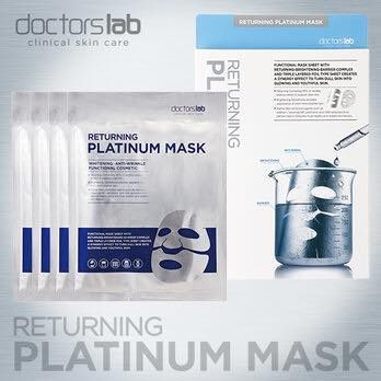 Mat Na Doctorslab Returning Platinum Mask Than thanh (1)