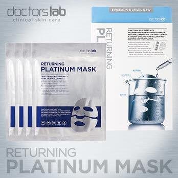 Mat Na Doctorslab Returning Platinum Mask Than thanh (1)