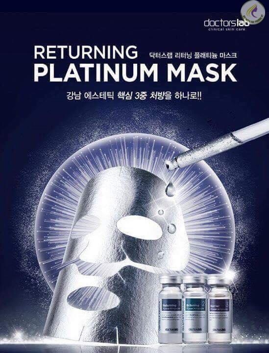 Mat Na Doctorslab Returning Platinum Mask Than thanh (2)
