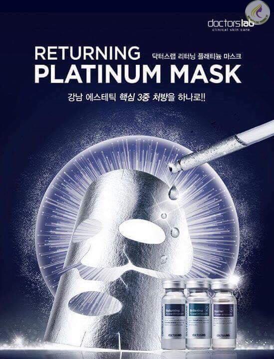 Mat Na Doctorslab Returning Platinum Mask Than thanh (2)