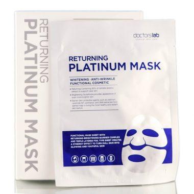Mat Na Doctorslab Returning Platinum Mask Than thanh (3)