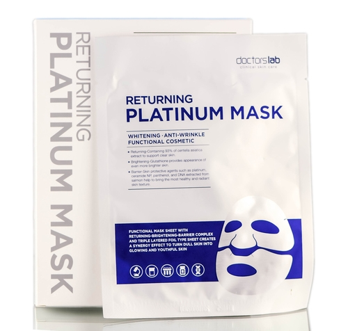 Mat Na Doctorslab Returning Platinum Mask Than thanh (3)