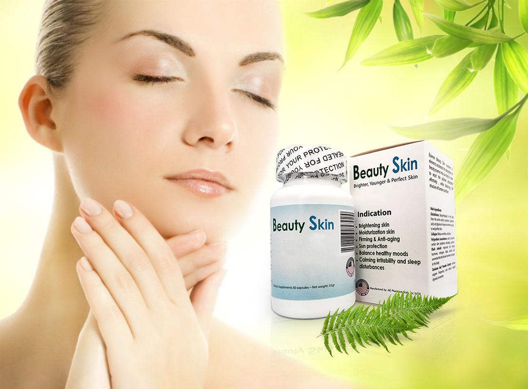 Vien uong trang da beauty skin - Nhap khau My (1) - Copy