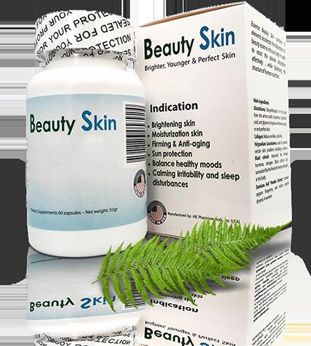 Vien uong trang da beauty skin - Nhap khau My (1)