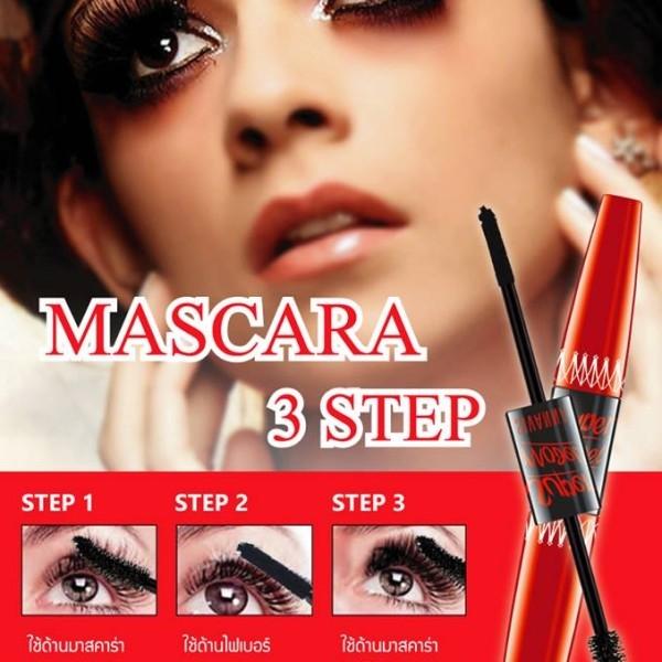 Mascara 2 dau noi mi sivanna super model 5x long (7)