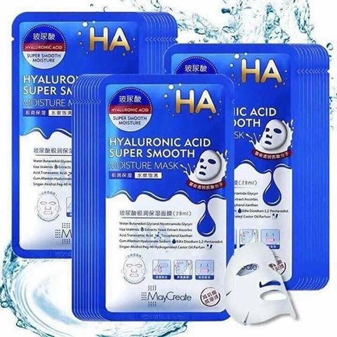 Mat na HA MayCreate - Hyaluronic Acid Super Smooth Mask (4)