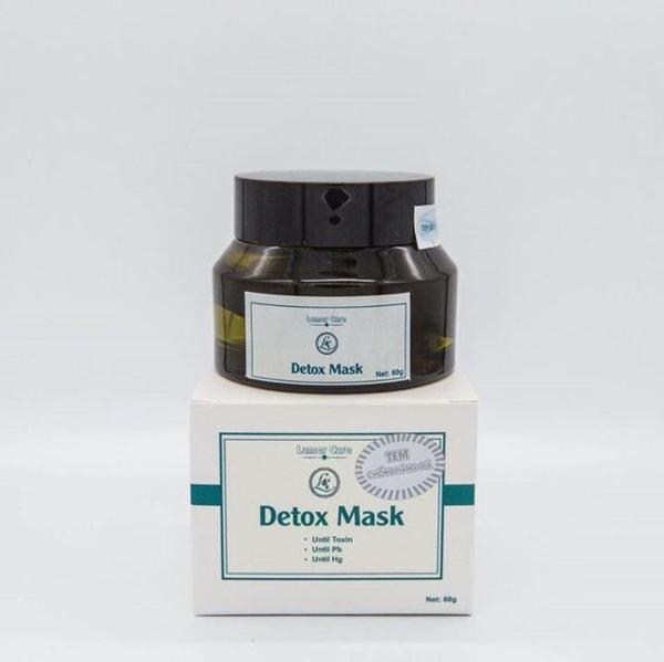 Mặt Nạ Thải Độc Lamer Care Detox Mask – Giải Độc Da, Trị Mụn Hiệu Quả 60g