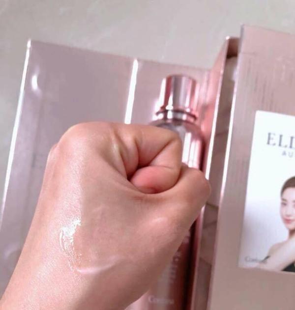 Serum Eldas AURA Shine Gold Pearl Premium Peptide (3)