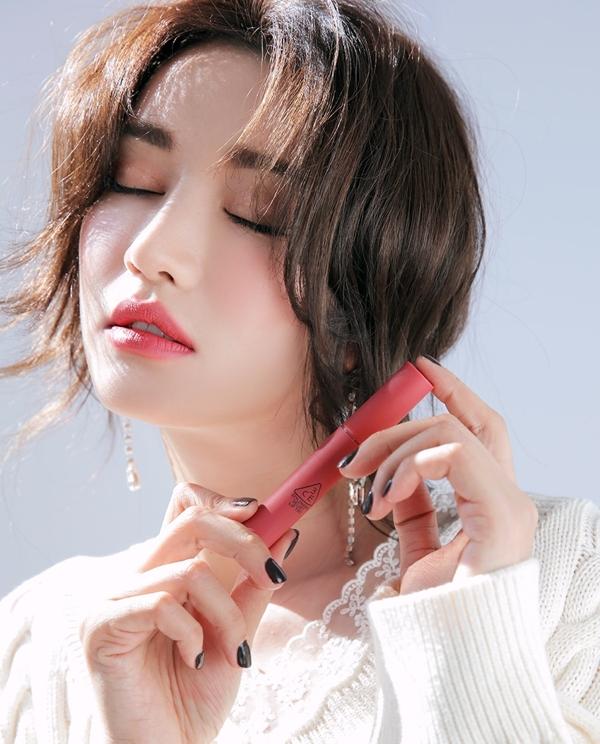 Son kem li 3CE Velvet Lip Tint - Han Quoc (13)