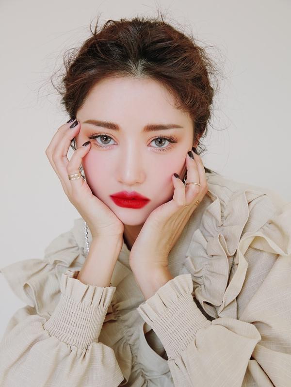 Son kem li 3CE Velvet Lip Tint - Han Quoc (14)