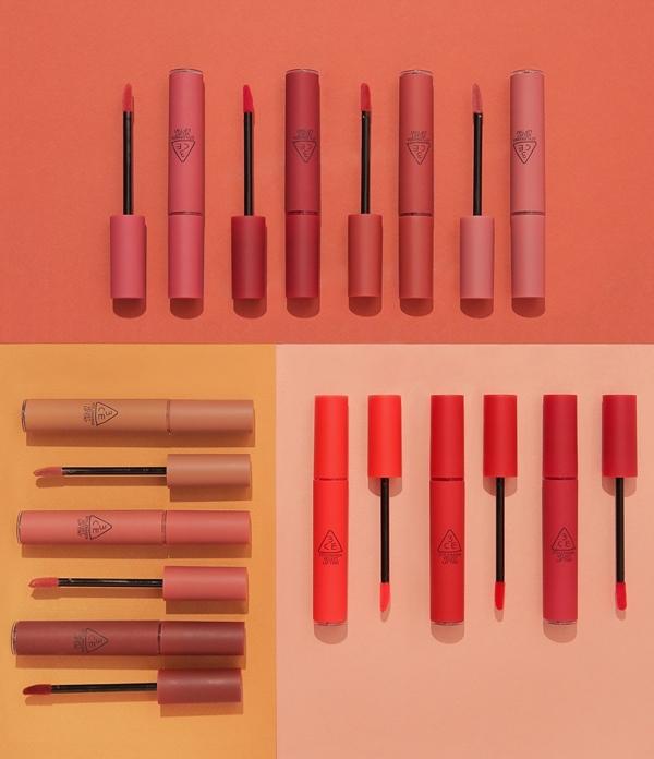 Son kem li 3CE Velvet Lip Tint - Han Quoc (4)