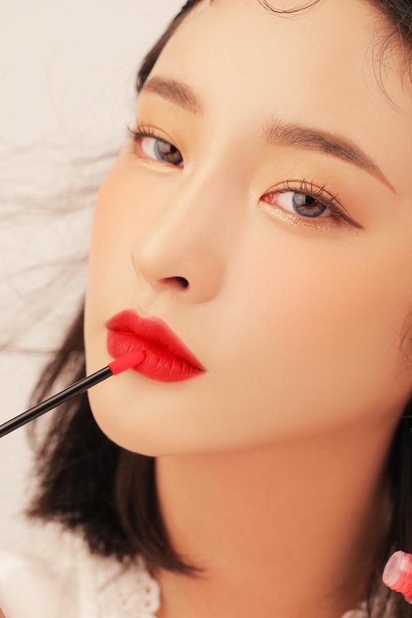 Son kem li 3CE Velvet Lip Tint - Han Quoc (7)