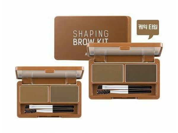Bot tan long may Apieu Shaping Brow Kit (1)