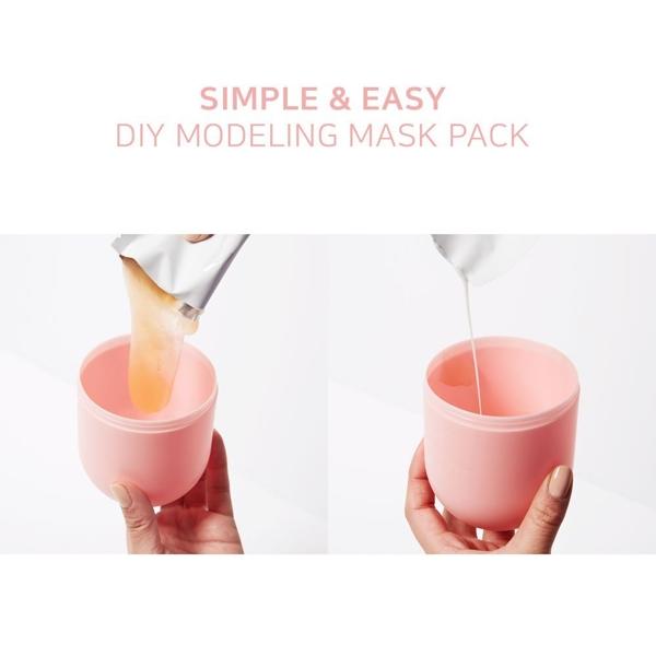 Mat na Let Me Skin Ultra H2O Jelly Modeling Mask - Han quoc (4)