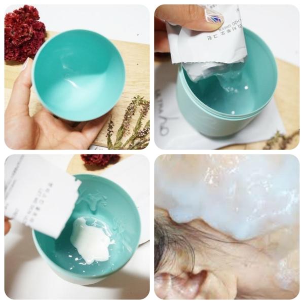 Mat na Let Me Skin Ultra H2O Jelly Modeling Mask - Han quoc (9)