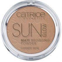 Phan tao khoi CATRICE Sun Glow Matt Bronzing Powder (4)
