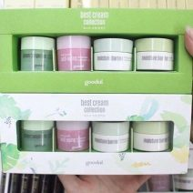 Set kem oc sen Goodal mini best cream collection (5)