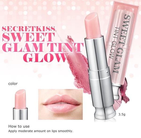 Set son Secret Key Sweet Glam Tint Glow Mini Kit (6)