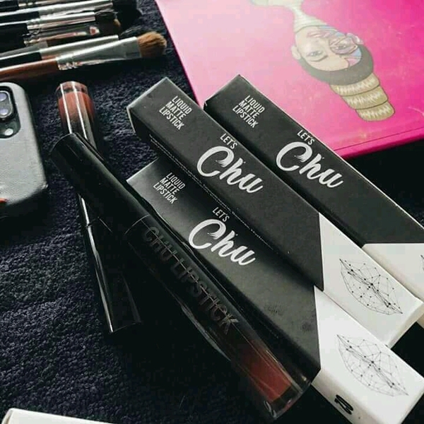 Son kem li Lets CHU liquid matte lipstick (1)