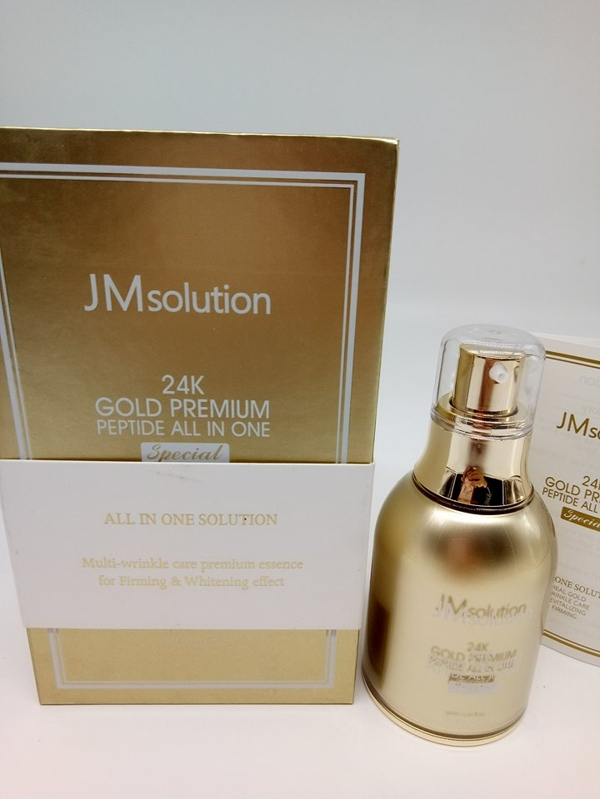 Tinh chat JMsolution 24K Gold Premium 50ml (7)