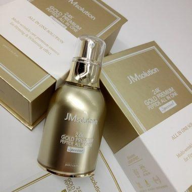 Tinh chat JMsolution 24K Gold Premium 50ml (8)