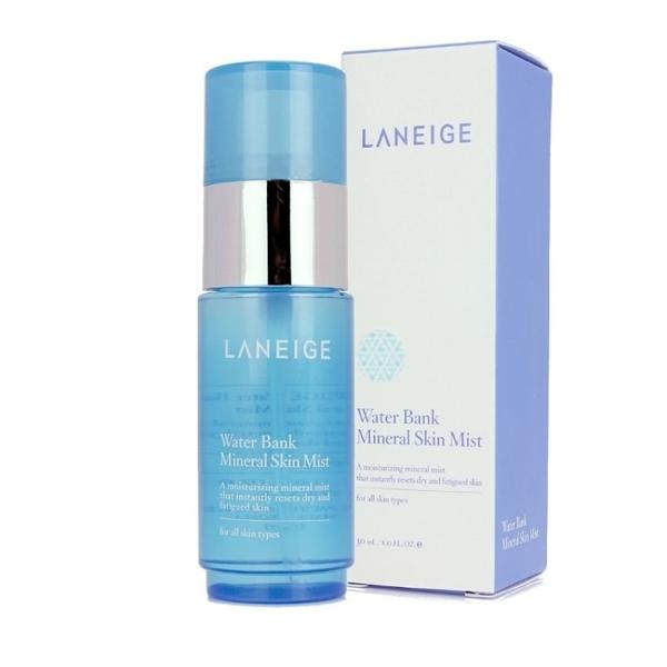 Xit khoang Laneige water bank mineral skin mist 30ml (2)