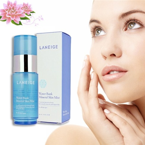 Xit khoang Laneige water bank mineral skin mist 30ml (5)