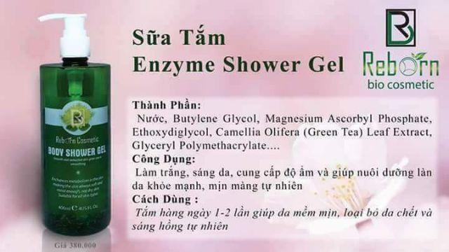 sua tam trang men vi sinh reborn shower gel (1)