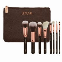 Bo co trang diem Zoeva 8 cay rose golden luxury set (2)