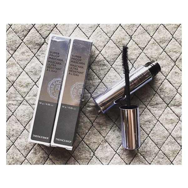 Chut Mi Khong Troi Super Proof Mascara The Face Shop (4)