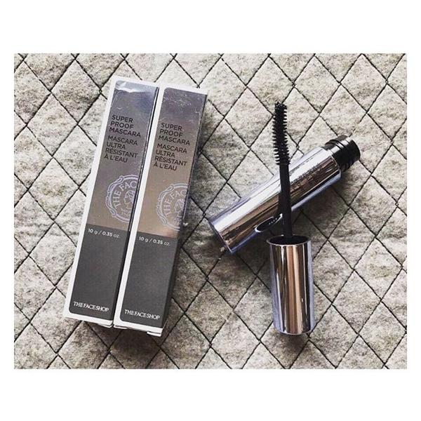 Chut Mi Khong Troi Super Proof Mascara The Face Shop (4)