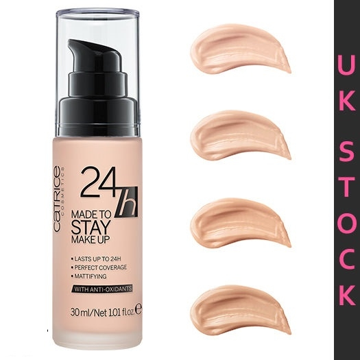 Kem Nen CATRICE 24h Made To Stay Make Up (1)
