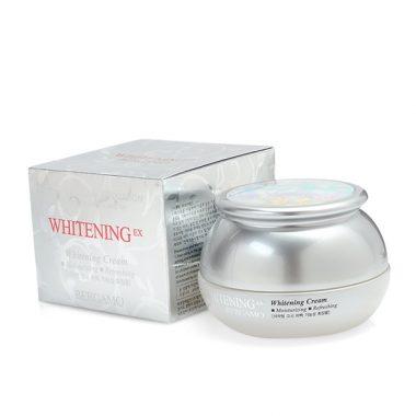 Kem duong trang da Bergamo Whitening EX Cream (7)