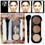 Phan Tao Khoi 3 O W7 Shape Your Face Contour Kit (1)