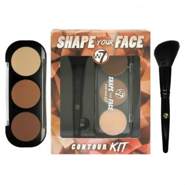 Phan Tao Khoi 3 O W7 Shape Your Face Contour Kit (4)
