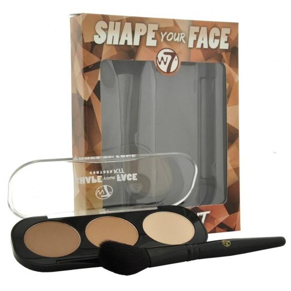 Phan Tao Khoi 3 O W7 Shape Your Face Contour Kit (5)