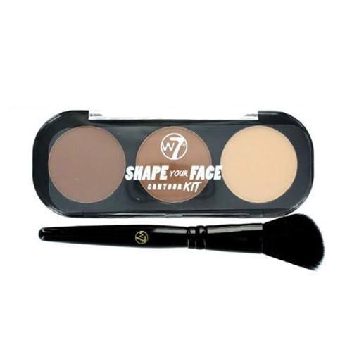 Phan Tao Khoi 3 O W7 Shape Your Face Contour Kit (8)