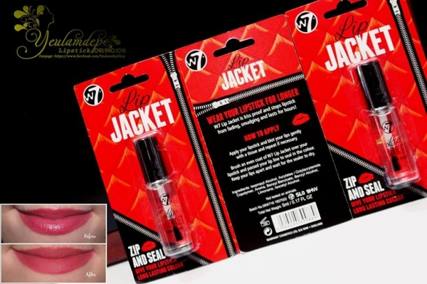 Son khoa moi W7 Lip Jacket Zip and Seal (6)